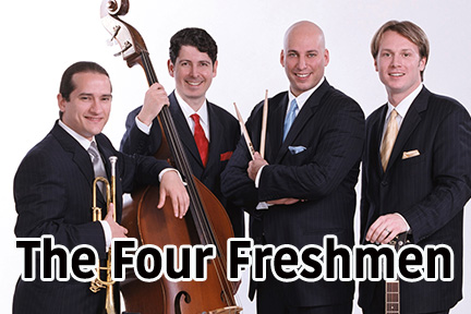 The Four Freshmen - When I Stop Lovin' You / Nights Are Long